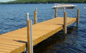 Custom Dock Design, Building and Repair